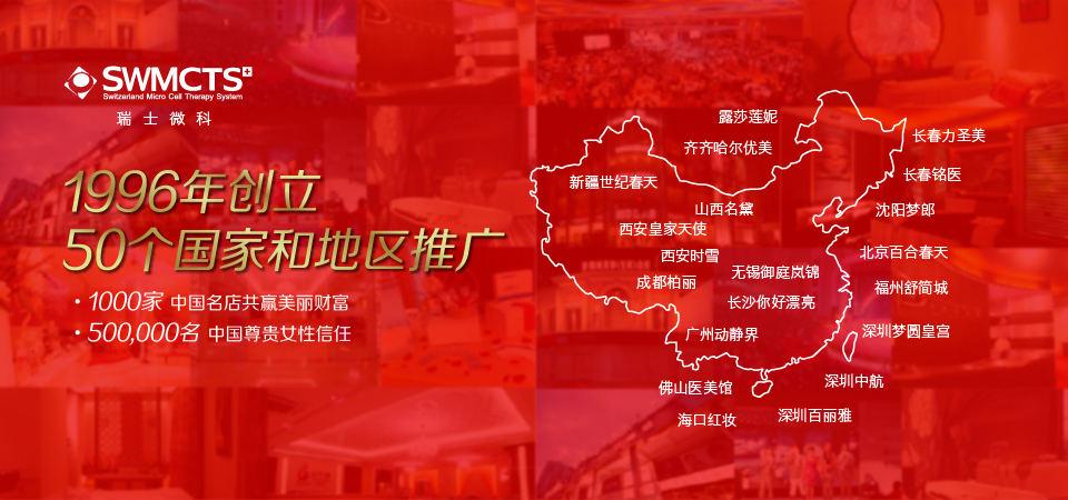 瑞士微科在中国