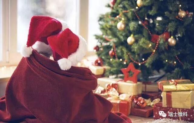 2017瑞士微科圣诞祝福