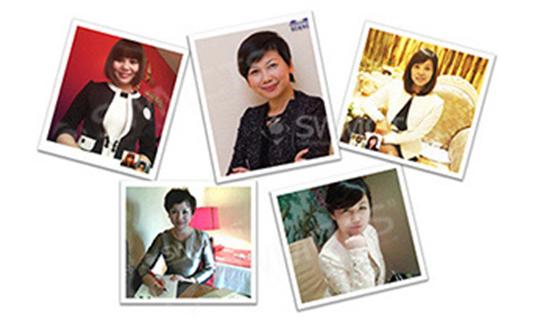 2013微科中国十年,资深美业人都在享受年轻