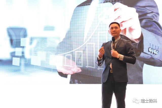 2018微科精英培训瑞士ABL亚太区首席医学抗衰专家陈楚俊博士为美业同仁们在专业技术中存在的疑问,进行专业的指导。