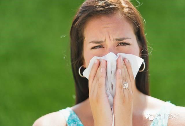 瑞士微科春季敏感预防和调理
